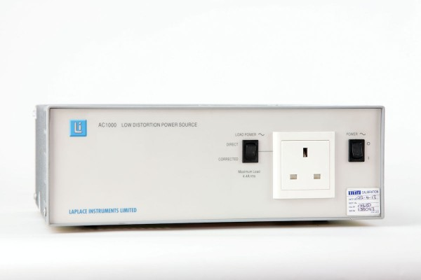 Laplace AC-1000 Low Distortion Power Supply. 1kWatt