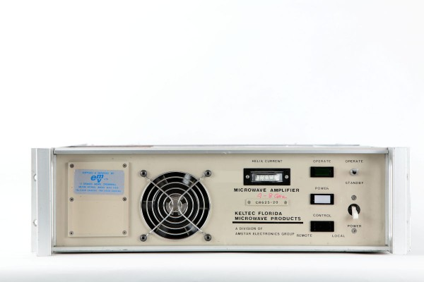 Keltec CR625-20 Microwave TWT Amplifier