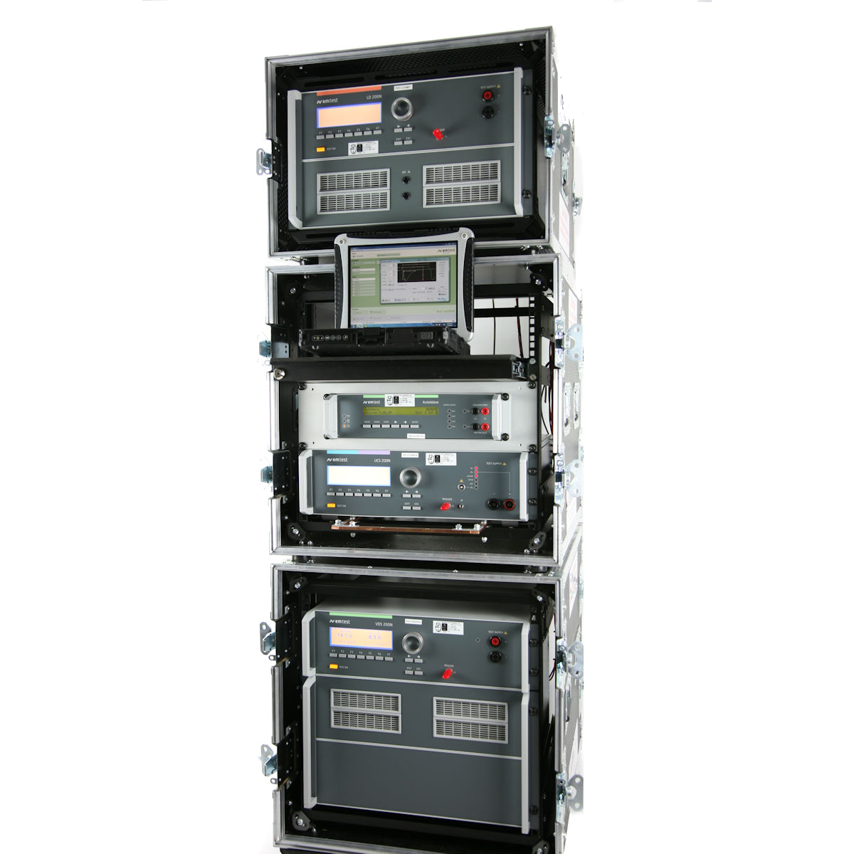 Investment in Automotive Test Equipment