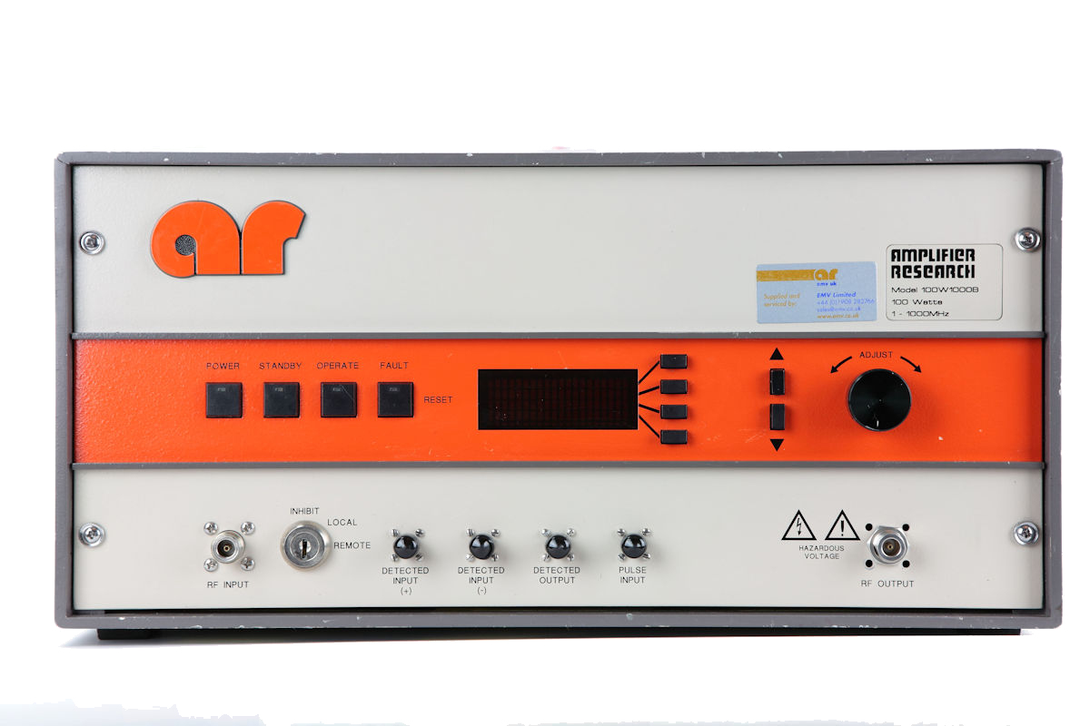 RF Amplifiers & Pre-Amps
