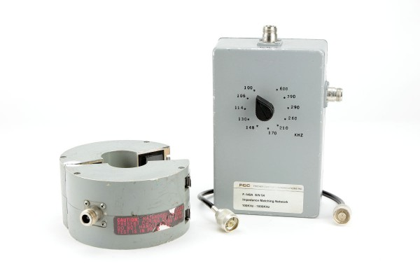 Fischer 140-A Bulk Current Injection Probe & Matching Network