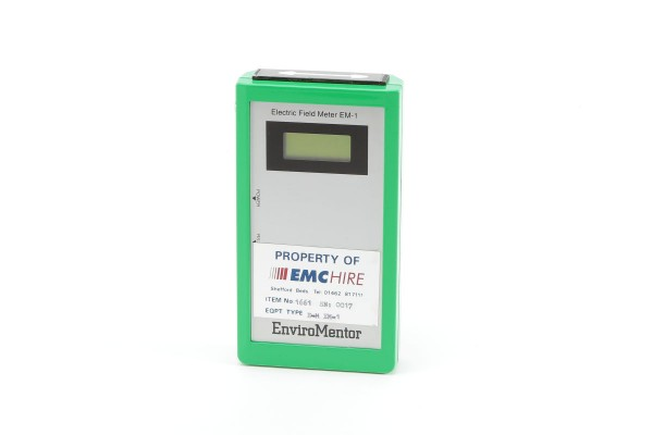 Environmentor EM-1 ELECTRIC FIELD METER 30Hz-2kHz