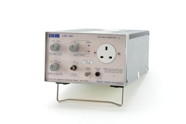 Thurlby Thandar TTI-1600  DC & Single Phase LISN