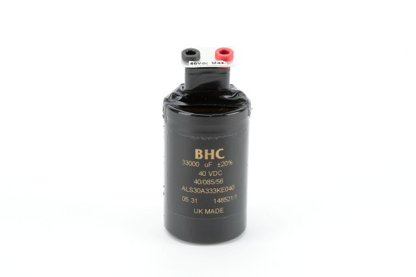 BHC ALS-30 Bypass Capacitor. 33000uF. 40V/DC