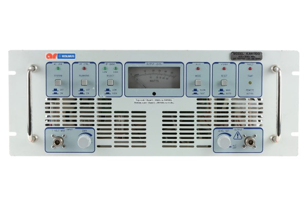 Kalmus KAW-1100 Dual Band RF Power Amplifier