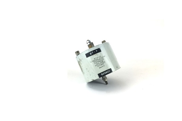 MPE DS23389 10uF Feed Through Capacitors