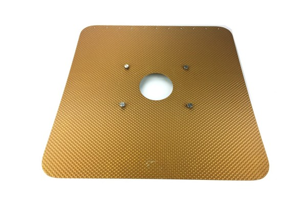 EM GPA-30/25 Groundplane for RVR-25/30A.    2ft.Sq.