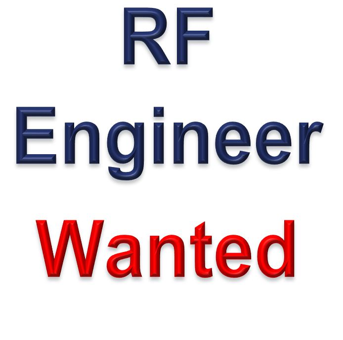 ELECTRICAL / RF ENGINEER Wanted