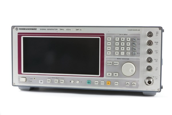 Rohde & Schwarz SMP-04 RF & Microwave Signal Genenerator