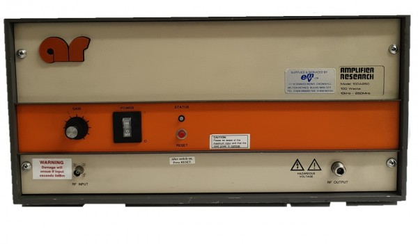 AR 100A250   RF Power Amplifier